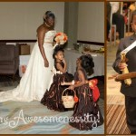 The Wedding Series…Big vs Little Kids