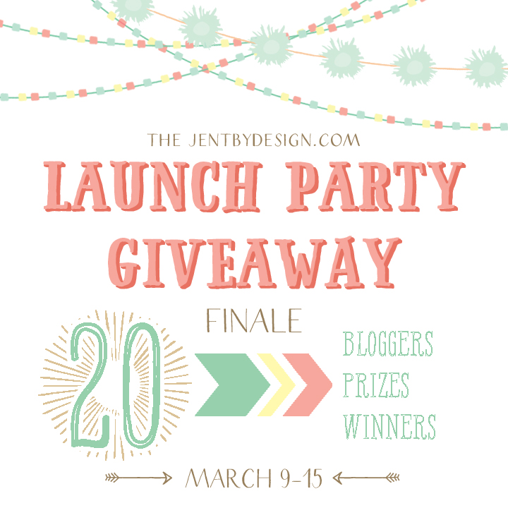 Launch Party Giveaway FINALE - Instagram copy