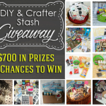 Make it Til You Drop: A Crafter's Dream Giveaway