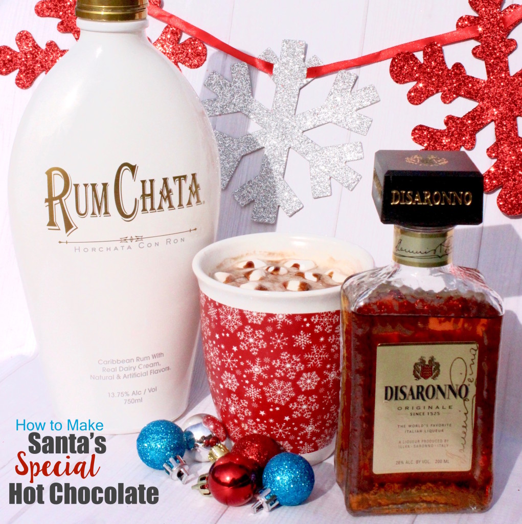 How to Make Santa's Special Hot Chocolate
