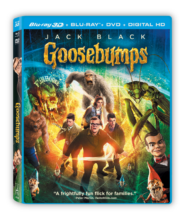 Goosebumps-Make It A Movie Night