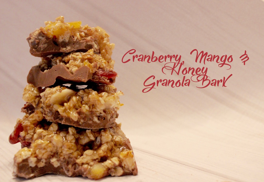 Quick and Easy Granola Bark Makes Weight Loss Sweet