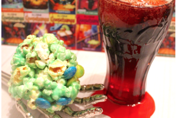 Scary Snacks Are How to Make It A Movie Night