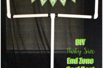 How to Make A Goal Post for the Big Game