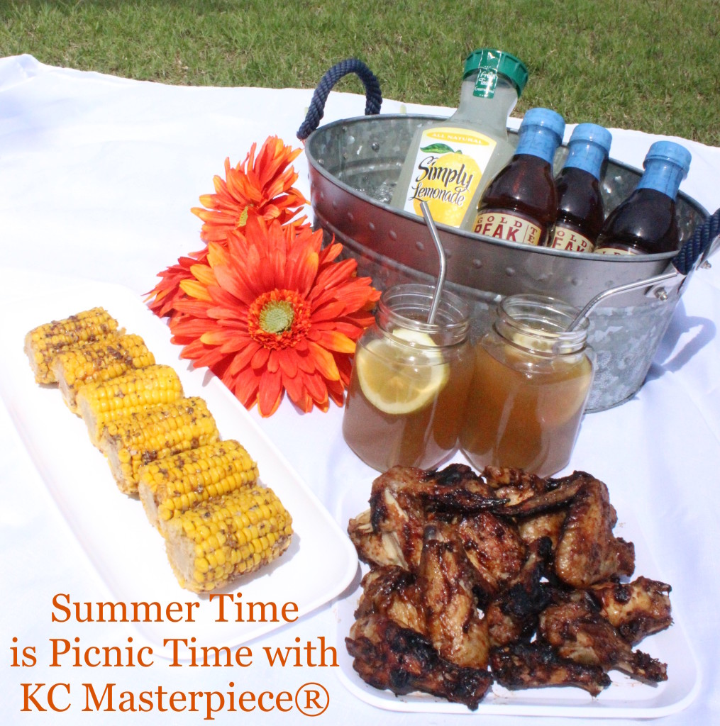 Summer Time is Picnic Time with KC Masterpiece®