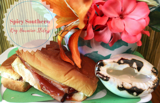 Recipe for Delicious: Spicy Southern King's Hawaiian Sliders
