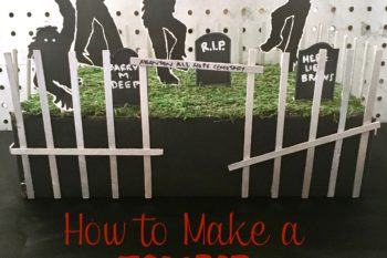 Zombie Cupcake Stand: Bring Your Party to Life