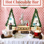 Easy Winter Spiked Hot Chocolate Bar